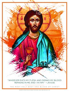 Worship @ Home The Most Holy Body and Blood of Christ 14 June 2020